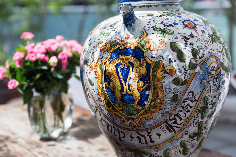 Ristorante L'OSTERIA – Terrace Pot