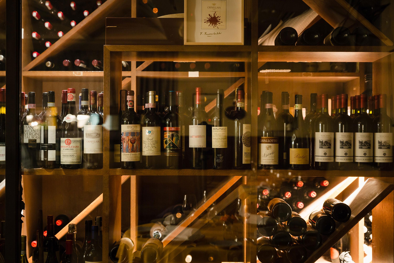 Ristorante L'OSTERIA – wine