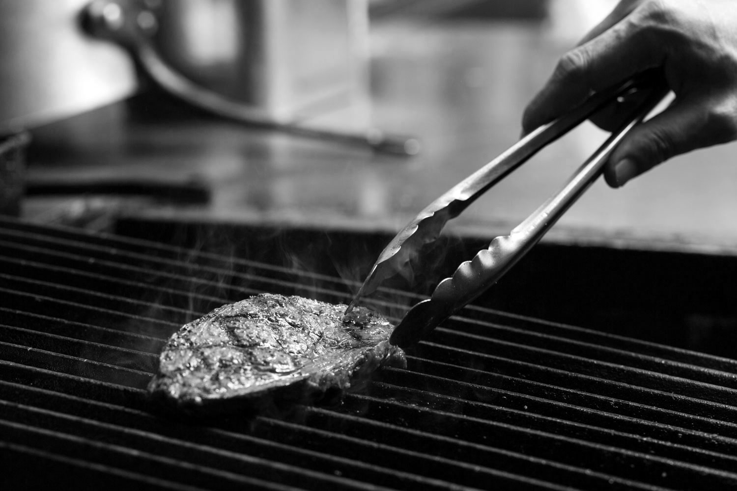DINNER – chef grill