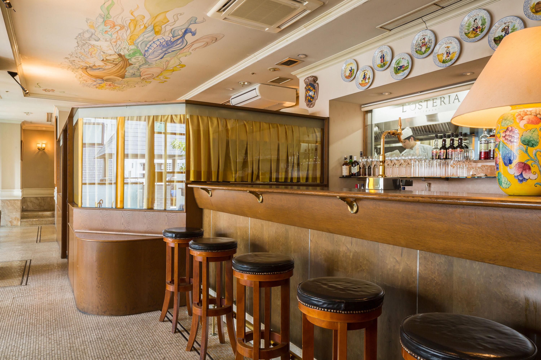 Ristorante L'OSTERIA – Bar